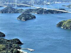 紀伊半島~瀬戸内しまなみ海道 2000kmドライブ(7) 今治、来島海峡、亀老山展望台、多々羅しまなみ公園