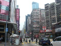 2014年冬:いろいろ変化のある香港で変化のない離島へ。[銅鑼灣、旺角、長洲島]