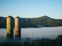 自然を満喫北海道★星野リゾートトマムに2連泊・3日目~雲海と富良野の景色に癒される~