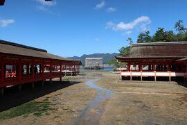 広島旅行&ちょっぴり山口も<3>宮島へGO!厳島神社へ編