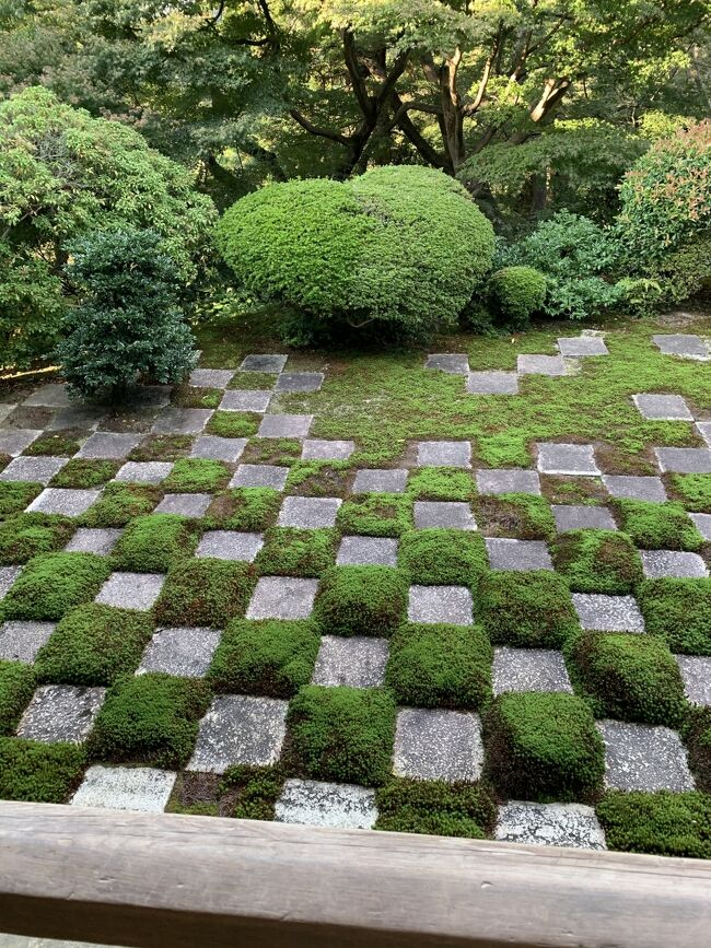秋の京都旅行-1