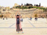 ヨルダン・イスラエルの旅 第14日目 アンマン観光 ①
