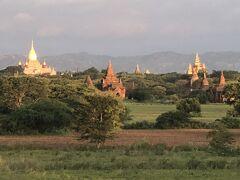 敬虔な佛教国に -3日目◆バガン◆