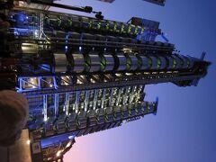 初めてのロンドン その9(韓国・ロシア・ドイツ・イギリス・フランス 14日間の旅 その6-9)一泊だけのロンドン 夜の街歩き② ロイズ!