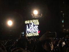 2018年1月27日~28日ONE OK ROCK ライブ遠征