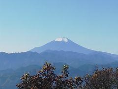 陣馬山から景信山へ