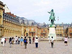パリから行く小さな旅3<ヴェルサイユ宮殿とプチ・トリアノン>