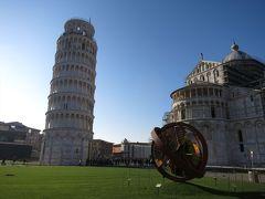 イタリア9日間の旅(4)フィレンツェ、ピサ