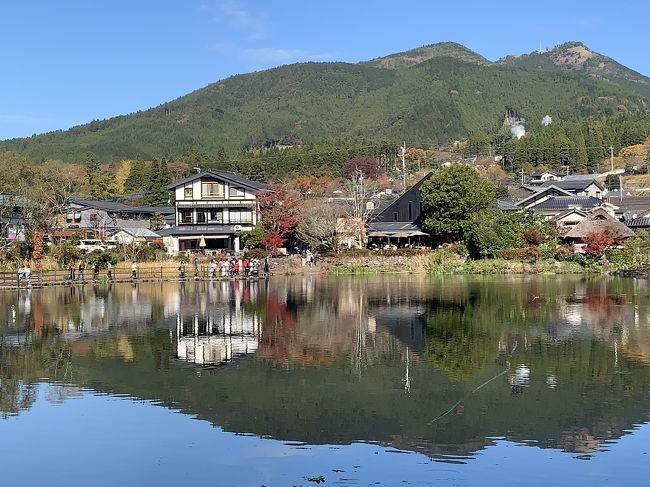 九州の旅11日目~湯布院、耶馬溪、中津城