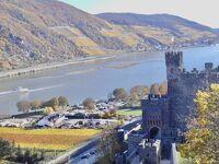 外見だけでなく中身もすごいライン川の古城ーライヒェンシュタイン城