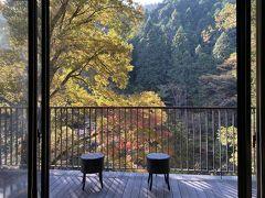 都心から60分のあきる野市・秋川渓谷「瀬音の湯」で1泊2日~紅葉と美肌温泉を満喫~