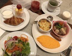 マダムGOTO福岡 3日目 プレミア門司港ホテル朝食・小倉ランチとお茶とショッピング