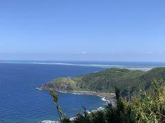 沖縄久米島の旅① 久米島紬~比屋定バンタ~熱帯魚の家~タジャミ自然公園
