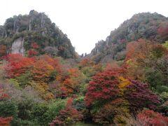 耶馬渓の紅葉と宇佐観光