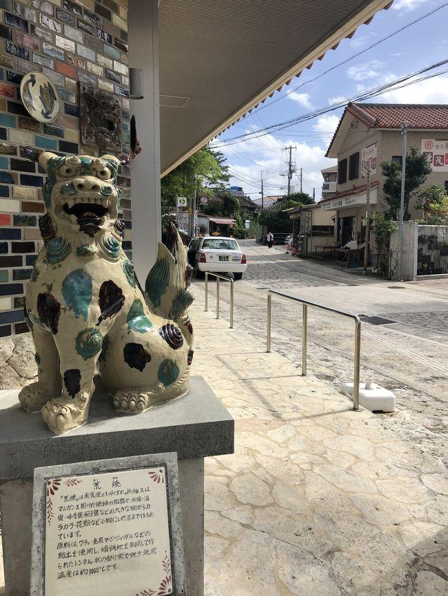 おばさんひとりで日帰りで名古屋から沖縄へSFC修行に行ってきました。<br />ポイントが必要だから高額なANA直で。涙<br /><br />