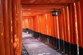 2020秋の京都1泊2日★2 千本稲荷を見に伏見稲荷へ