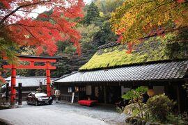 2020秋の京都1泊2日★6 嵯峨鳥居本から祇王寺へ