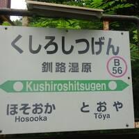 道民割で行く大自然を走る花咲線に乗る釧路・根室3日間