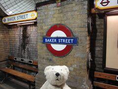 初めてのロンドン その14(韓国・ロシア・ドイツ・イギリス・フランス 14日間の旅 その6-14)気分はシャーロックホームズ!