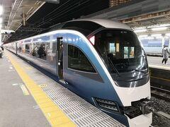 プレミアムシート乗り継ぎ 京阪特急、近鉄しまかぜ、ひのとり、JRサフィール踊り子