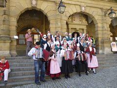 ドイツ2012年・麗しの5月:晴天のローテンブルクに満足、リーメンシュナイダーの傑作にも大満足!