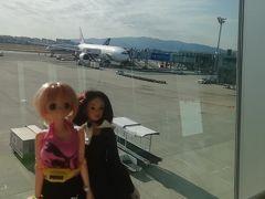 誕生日を他県で迎える旅・最終日~空港内散策していたらハプニングが起きた