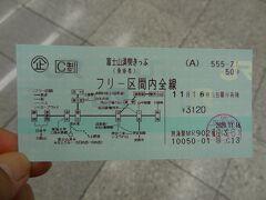 静岡/伊豆&離島元気旅・その2.富士山満喫きっぷで静岡を満喫しよう。