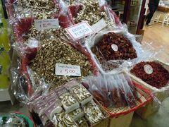フィレンツェ⑧ 市場で買い物、ご飯