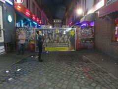 【ハンブルク】午後は旧市街、そして夜はレーパーバーン!!