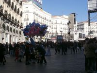 年末年始で過ごすスペイン(2014年12月31日マドリッド)