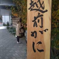 2020 11 秋の越前カニ 福井(1)