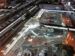 広島駅新幹線口のシェラトンに泊まって、歩け歩けで縮景園、お好み村、錦帯橋。