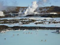 もっと寒いアイスランドDay5 温泉ブルーラグーンとオーロラハント