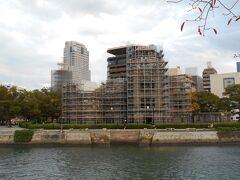 2007年以来、2度目の広島は、義姉の墓参りを兼ねて