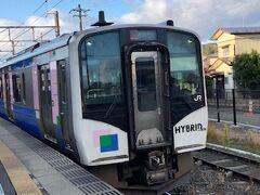 2020年11月三連休東日本・函館パスの旅1(仙石線・石巻線)