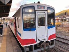 2020年11月三連休東日本・函館パスの旅4(三陸鉄道)