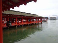 厳島神社(広島県) 2020.11.2