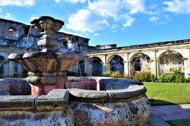 冬旅☆グアテマラ 絶景と廃墟とコーヒーの旅 アンティグア編②