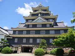 岡山城から後楽園へ。+岡山街歩き。