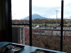 秋のエクシブ山中湖1泊 道の駅 なるさわ 軽食堂の朝食