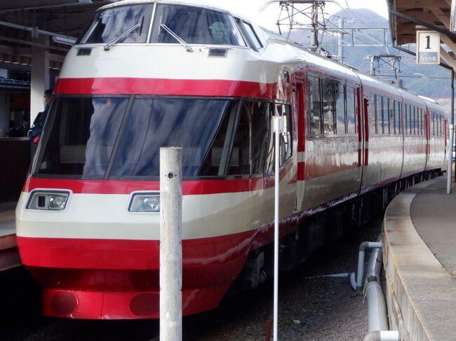 湯田中に戻ってきた後は長電のゆけむりに乗って長野駅に戻りました。