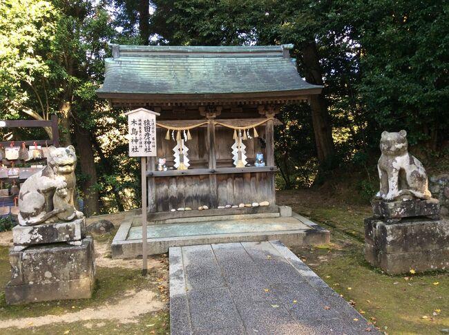 紅葉で有名な神社が峰山町にあるらしい。しかもそこには、全国で唯一、狛犬ならぬ狛猫がいるって(^^;) 面白そうだから寄ってみよう!<br /><br />ランチはいつもの出石で皿そば。出石城も今が紅葉の真っ盛りだそうで、先日NHKで放送されてたってツレが言います。出石城も過去に一度上がったことあるけど、今回もう一度登城しようか(^-^)<br /><br />まずは狛猫に会いに行きましょうε=ε=ε=ε=ε=(o゜―゜)o<br />