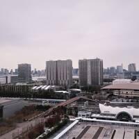 GoToTravelチョットだけ  有明Washinton Hotel 11月/2020