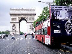 スイス&フランス(パリ)一人旅 vol.4 ~パリ前編~