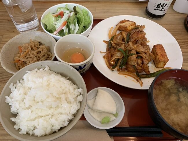ランチタイムに秋田市山王界隈のお店で食べ歩き。(12月第一週)