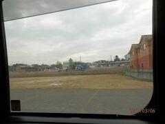 工事その5東海市南側道路開通はなかなかの幼稚園あたり