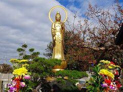 常休寺へ黄金の観音像を参拝しに行きました その3。