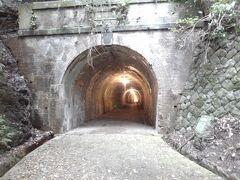 トンネル天国、、、トンネル抜けて♪~明治の世界へ
