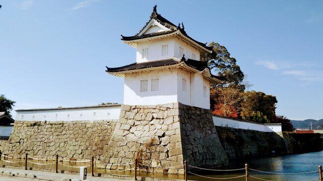 ぷらっと播州赤穂城へ行ってみる