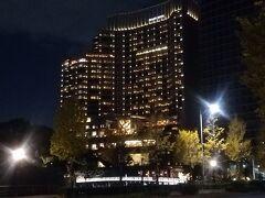 2020秋【東京 ホテルステイ】パレスホテル 東京